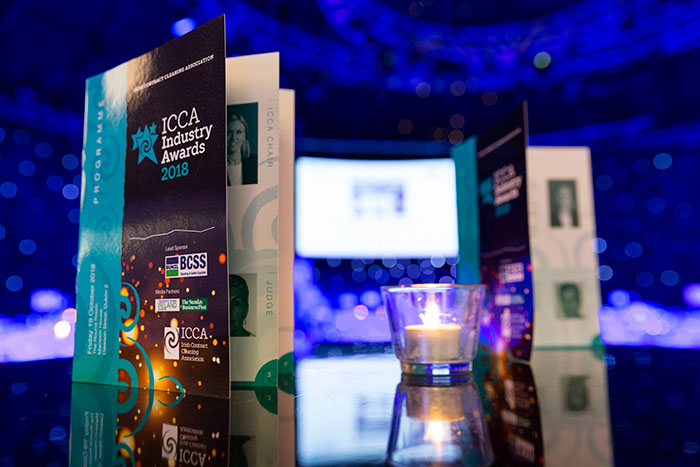 Image from the ICCA Awards 2018