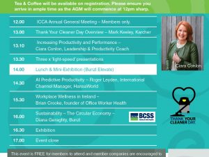 Tuesday 8th October – AGM & Mini-Conference