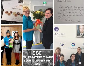 Thank Your Cleaner Day 2019 – Competition Winner Announced